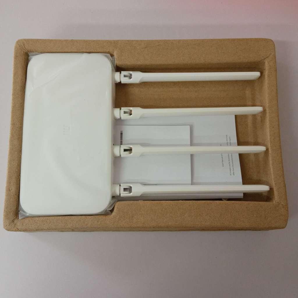 Mi Router 4C - rozbaleno