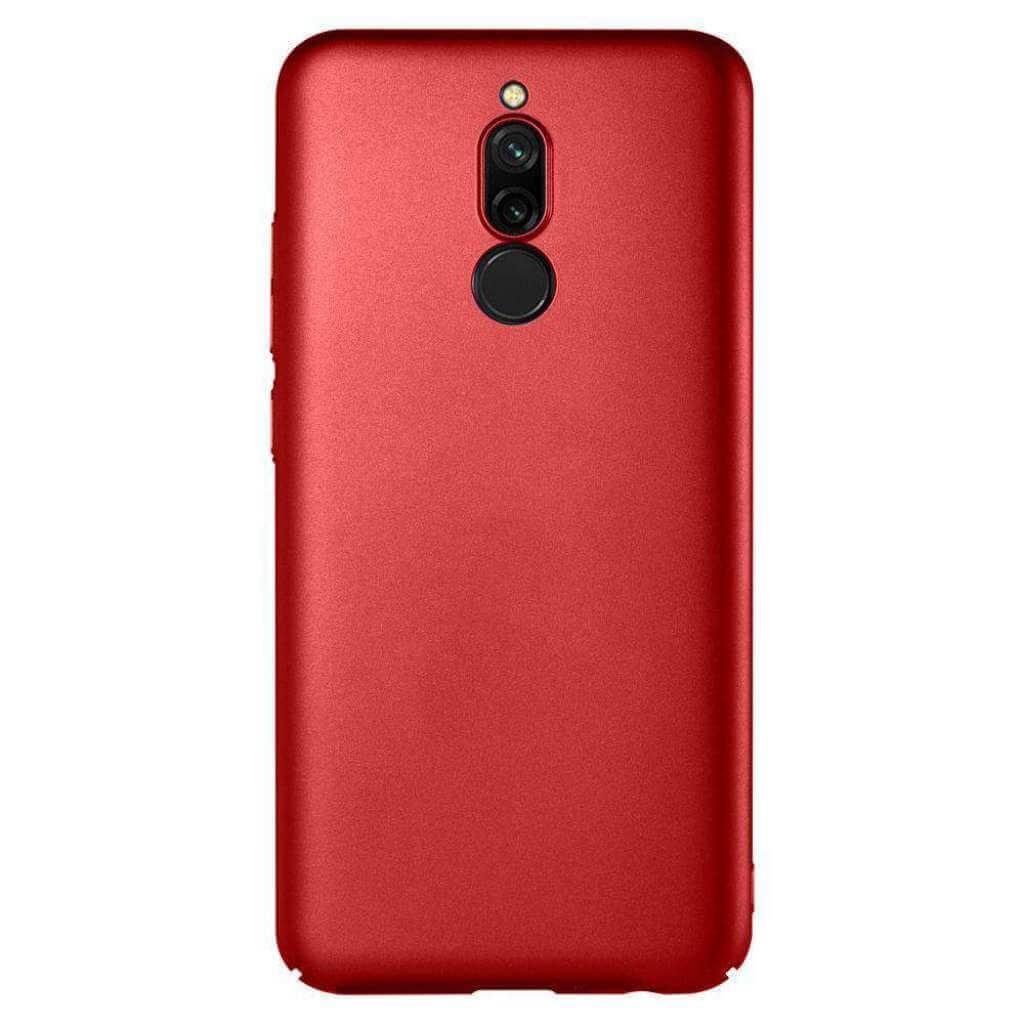 Obal Lenuo Leshield pro Xiaomi Redmi 8, červená