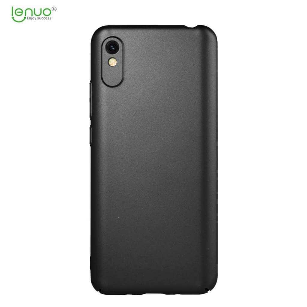 Obal Lenuo Leshield pro Xiaomi Redmi 9A, černá