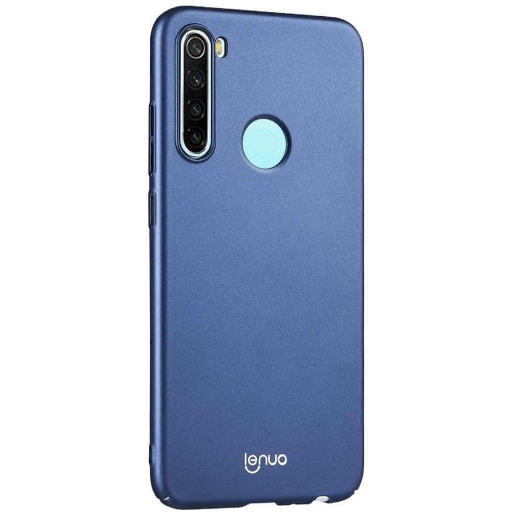 Obal Lenuo Leshield pro Xiaomi Redmi Note 8T, modrá
