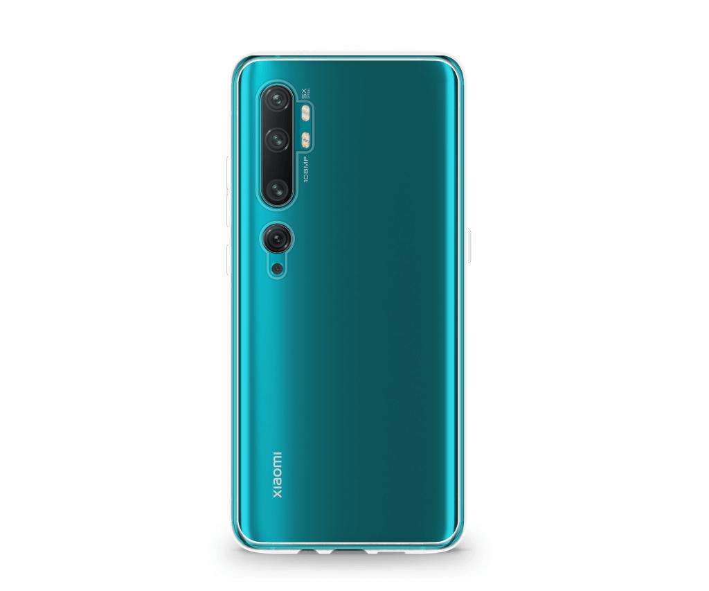 Ochranný TPU obal Lenuo na Xiaomi Mi Note 10/10 Pro