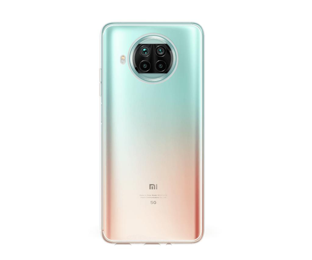 Ochranný TPU obal Lenuo pro Xiaomi Mi 10T Lite, čirý