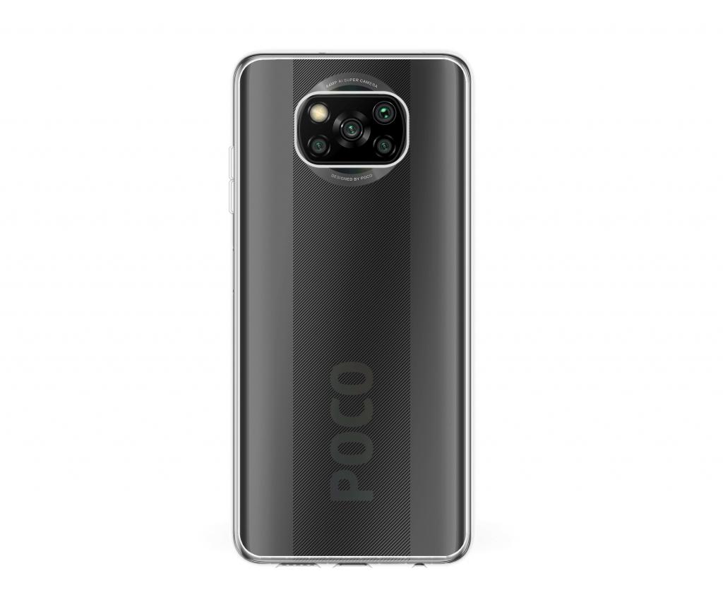 Ochranný TPU obal Lenuo pro Xiaomi Poco X3