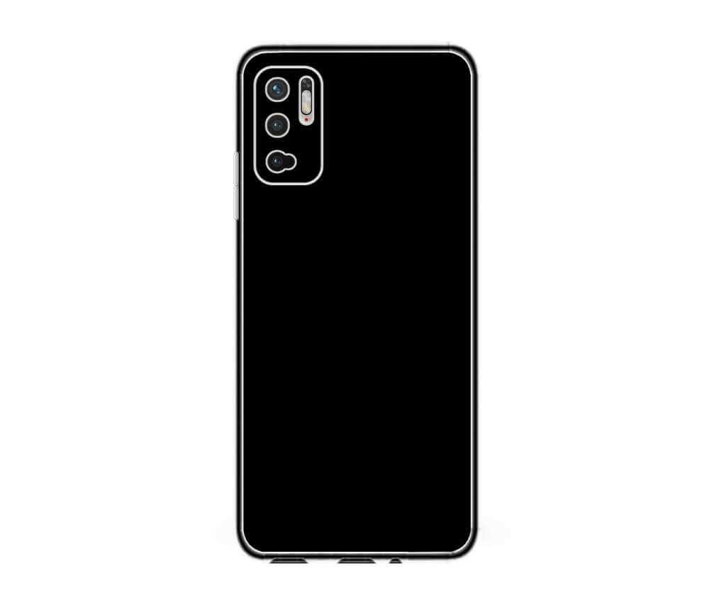 Ochranný TPU obal Lenuo pro Xiaomi Redmi Note 10 5G, černý
