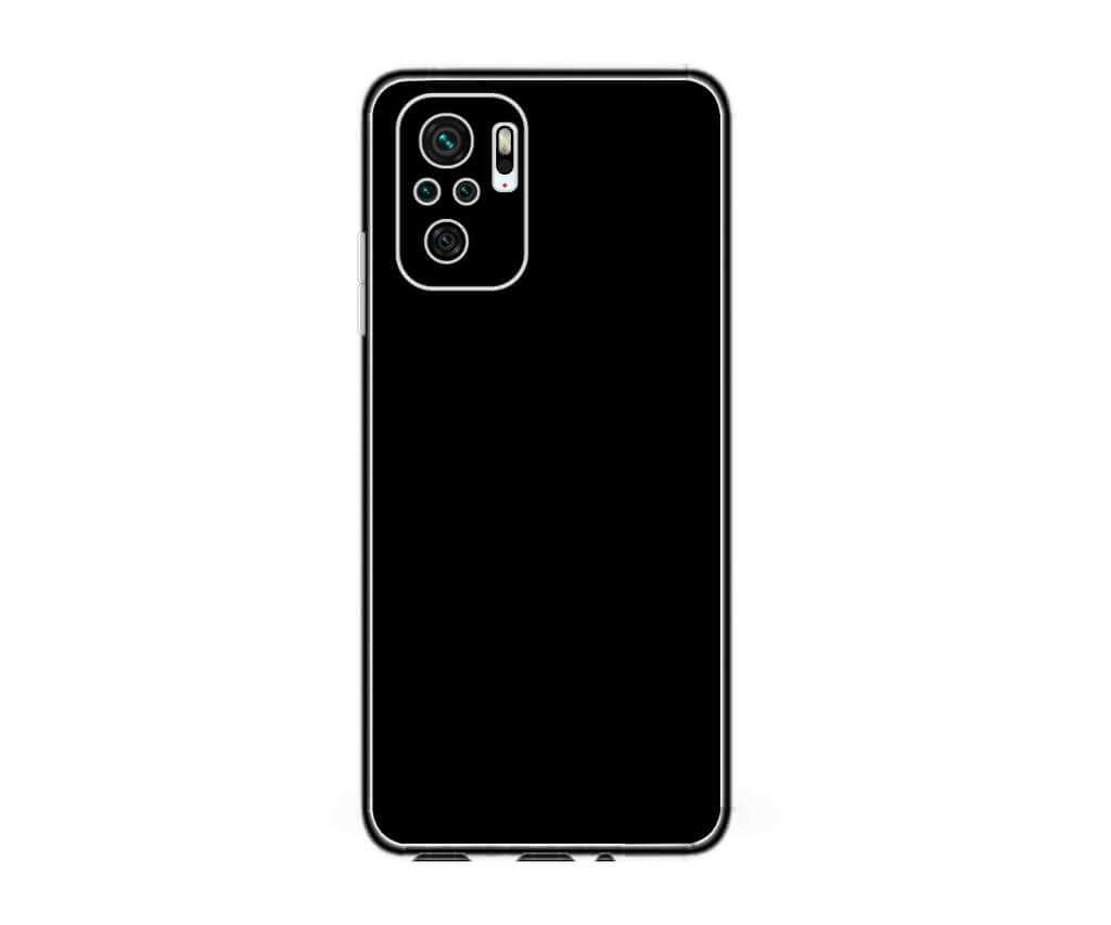 Ochranný TPU obal Lenuo pro Xiaomi Redmi Note 10, černý