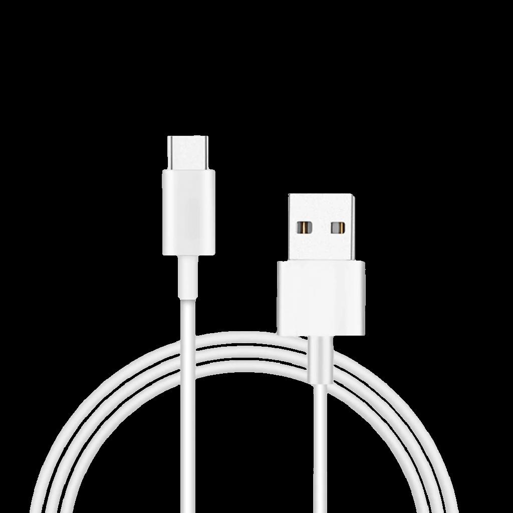 USB kabel Mi C - 1m, bílá