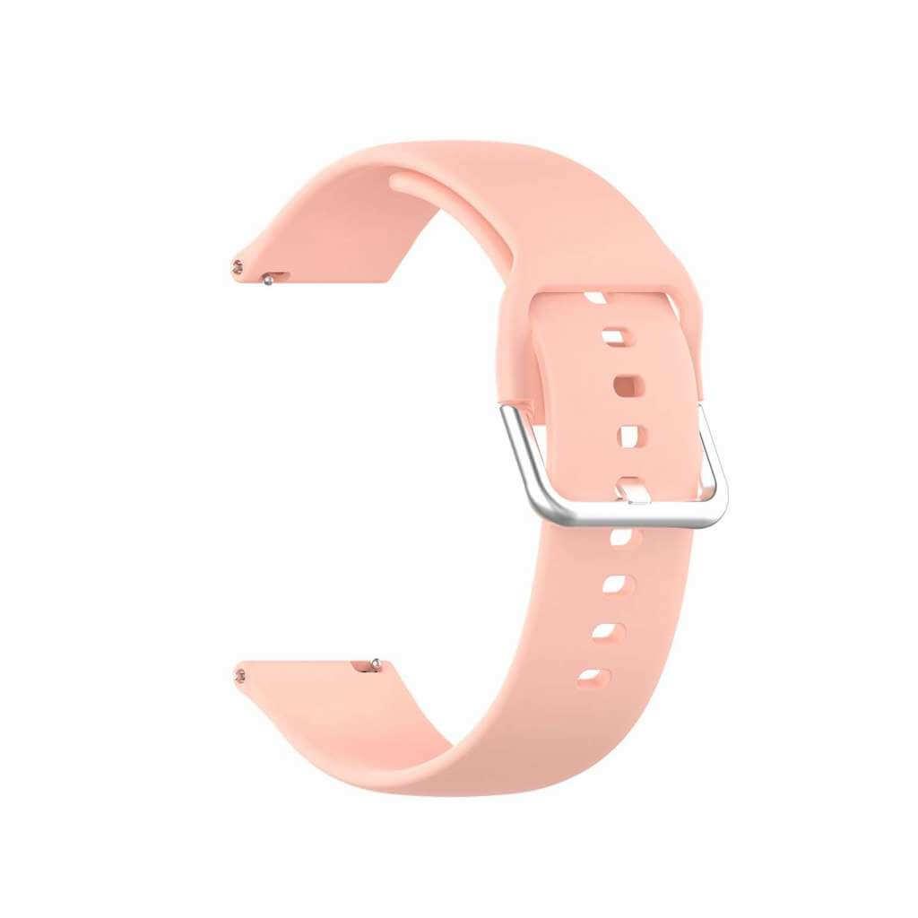 Xiaomi GTR silikon strap 22 mm (růžová)