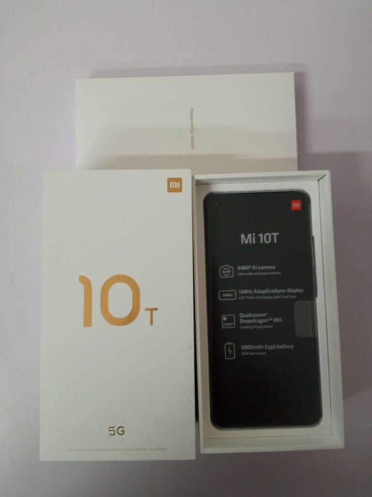 Xiaomi Mi 10T 8/128GB stříbrná ROZBALENO