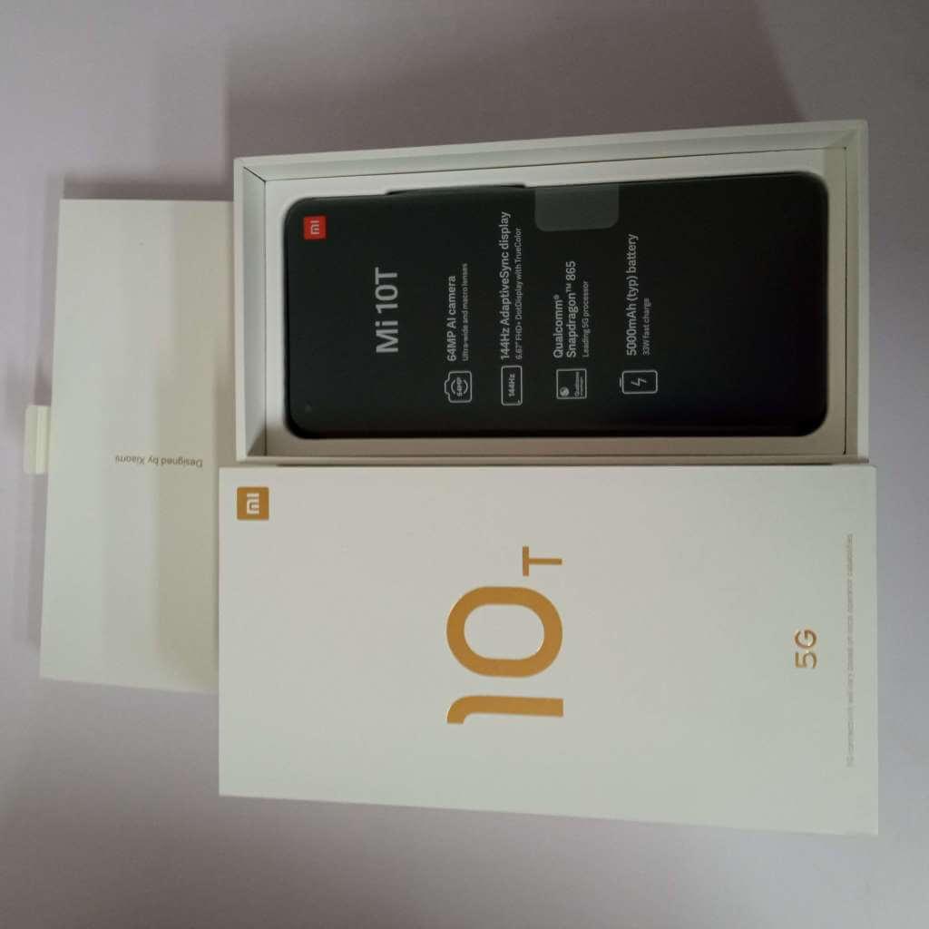 Xiaomi Mi 10T Lite 6/64GB šedá ROZBALENO