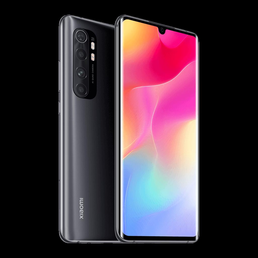 Xiaomi Mi Note 10 Lite 6/64GB černá