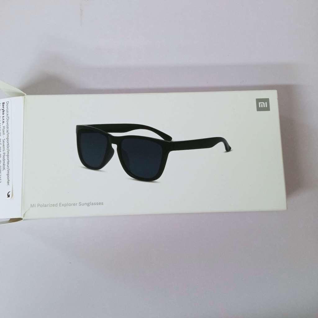 Xiaomi Mi Polarized Explorer Sunglasses šedá-ROZBALENO