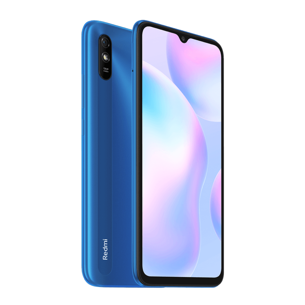 Xiaomi Redmi 9A 2/32GB modrá
