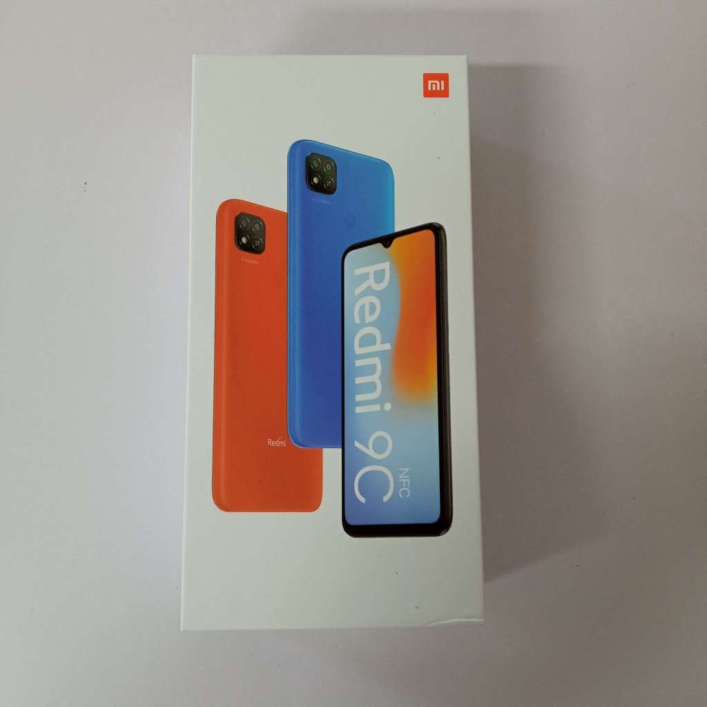 Xiaomi Redmi 9C NFC 2/32GB modrá-ROZBALENO