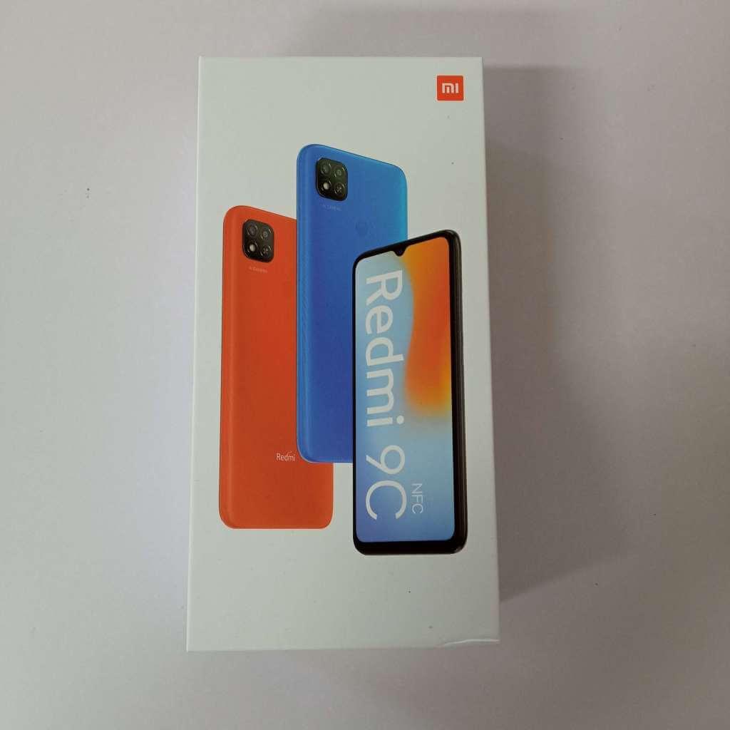 Xiaomi Redmi 9C NFC 3/64GB modrá ROZBALENO