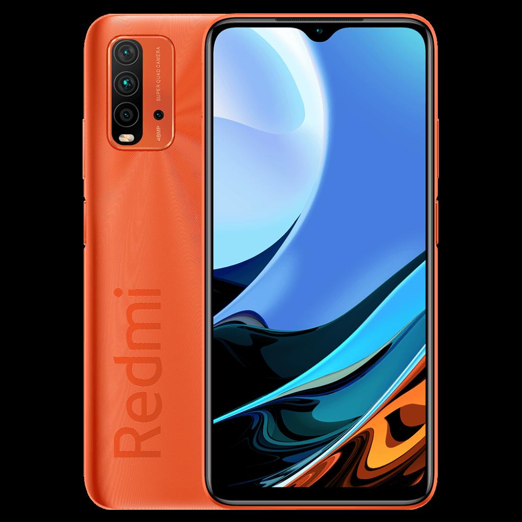 Xiaomi Redmi 9T 4/64GB oranžová