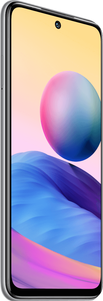 Xiaomi Redmi Note 10 5G 4/64GB stříbrná
