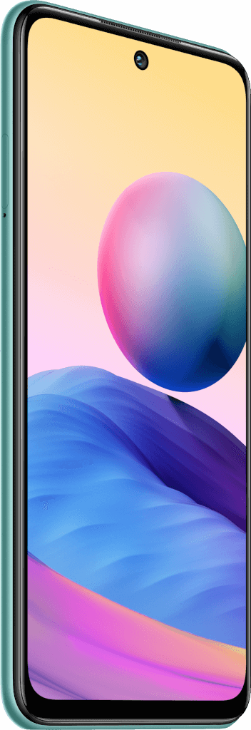 Xiaomi Redmi Note 10 5G 4/64GB zelená