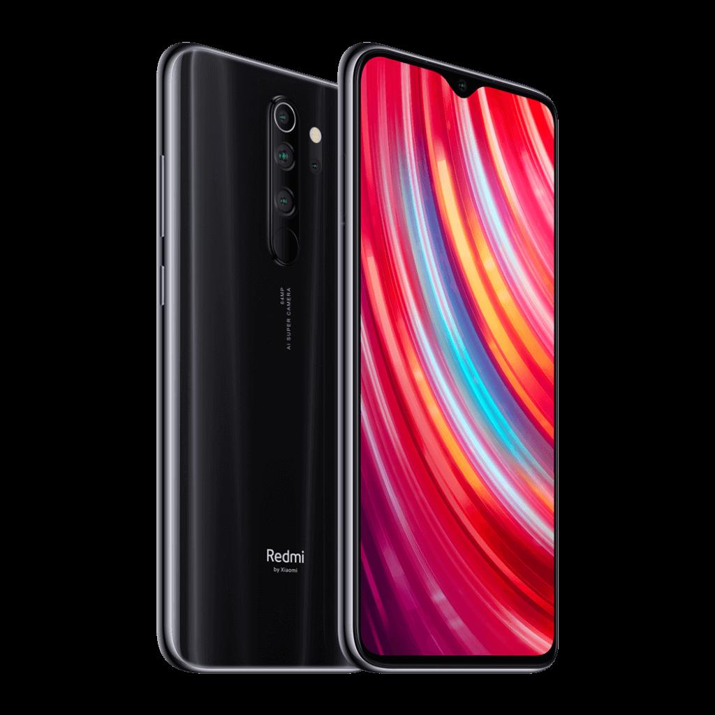 Xiaomi Redmi Note 8 Pro 6/128GB černá