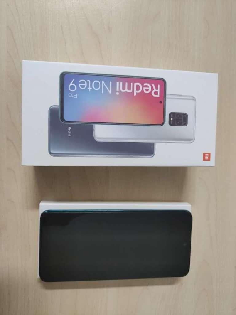 Xiaomi Redmi Note 9 Pro 6/64GB šedá - rozbaleno