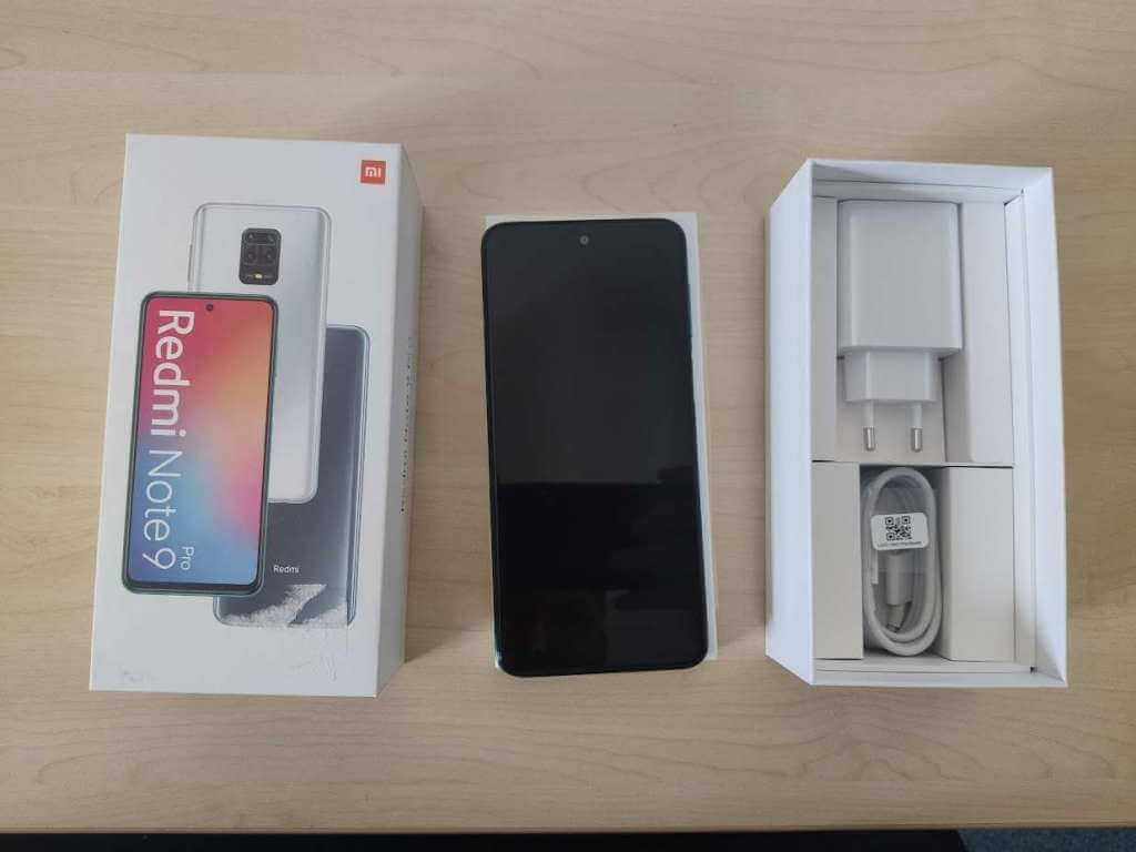 Xiaomi Redmi Note 9 Pro 6/64GB zelená ROZBALENO