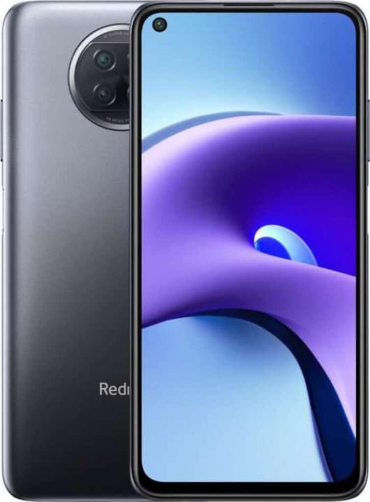 Xiaomi Redmi Note 9T 4/128GB černá