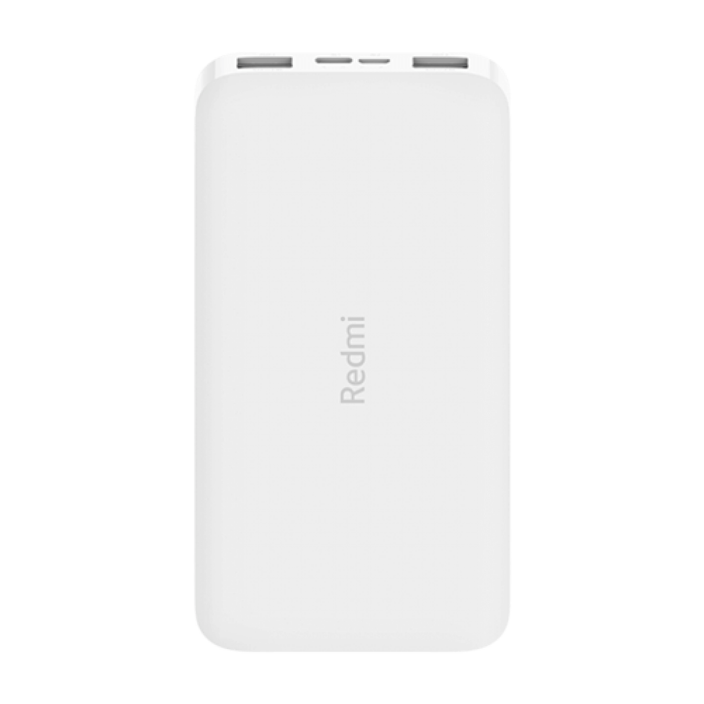 Xiaomi Redmi Powerbank 10000mAh bílá