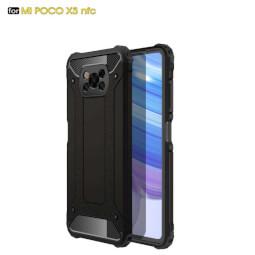 Lenuo Armor obal pro Xiaomi Poco X3, černá
