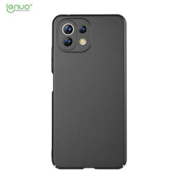 Lenuo Leshield obal pro Xiaomi Mi 11 Lite, černá