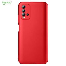 Lenuo Leshield obal pro Xiaomi Redmi 9T, červená
