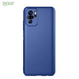Lenuo Leshield obal pro Xiaomi Redmi Note 10, modrá