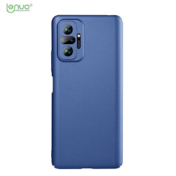 Lenuo Leshield obal pro Xiaomi Redmi Note 10 Pro, modrá