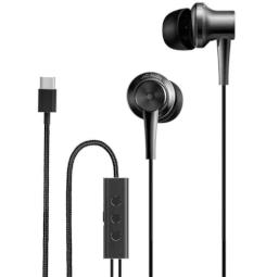 Mi ANC & Type-C In-Ear Earphones černá