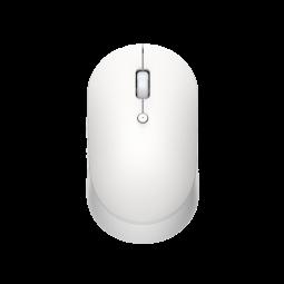 Mi Dual Mode Wireless Mouse Silent Edition (White)