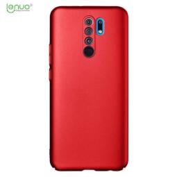 Obal Lenuo Leshield pro Xiaomi Redmi 9, červená