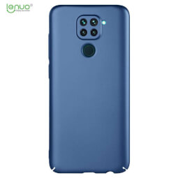 Obal Lenuo Leshield pro Xiaomi Redmi Note 9, modrá