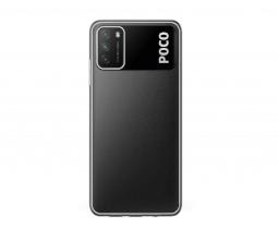 Ochranný TPU obal Lenuo pro Xiaomi Poco M3, čirý