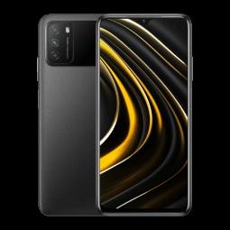 POCO M3 4/64GB černá