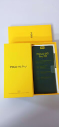 POCO M3 Pro 5G 6/128GB černá ROZBALENO