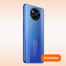 POCO X3 Pro 8/256GB modrá  ROZBALENO
