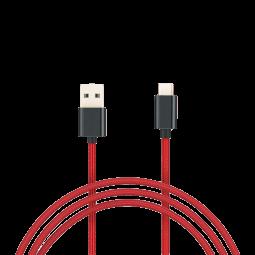 USB kabel Mi Type-C, červená