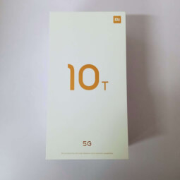 Xiaomi Mi 10T 8/128GB černá ROZBALENO