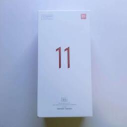 Xiaomi Mi 11 8/128GB černá ROZBALENO