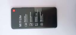 Xiaomi Mi 11 Lite 4G 6/128GB modrá ROZBALENO