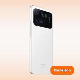 Xiaomi Mi 11 Ultra 12/256GB bílá ROZBALENO