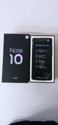 Xiaomi Mi Note 10 Lite 6/64GB černá ROZBALENO