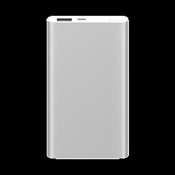 Xiaomi Mi Power Bank 2  stříbrná 5000mAh
