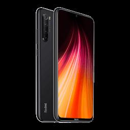 Xiaomi Redmi Note 8 4/128GB černá