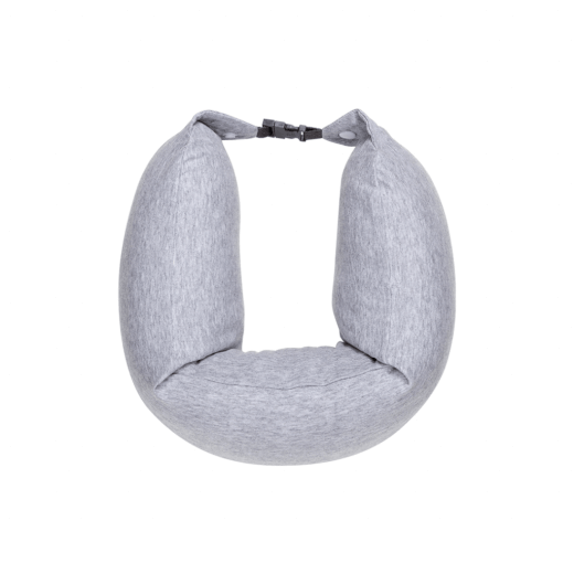 8H Travel U-Shaped Pillow (Grey)