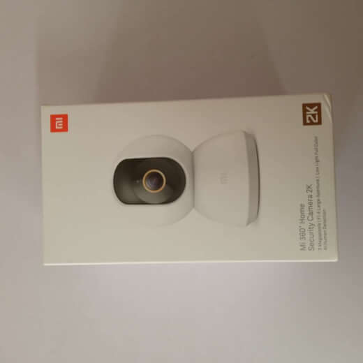 Mi 360° Home Security Camera 2K ROZBALENO