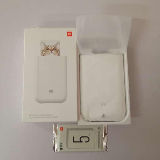 Mi Portable Photo Printer ROZBALENO